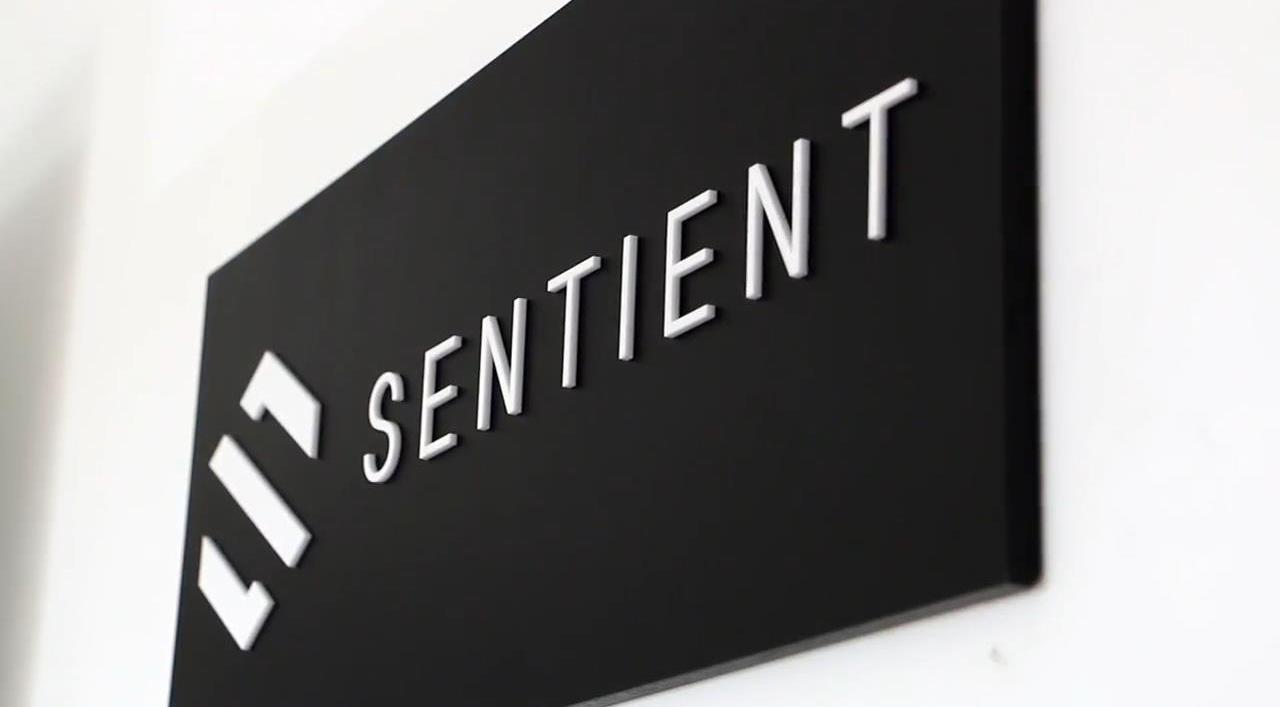 Sentient Rebrand